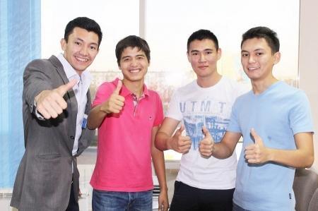 Студенты Актау открыли биржу труда в социальной сети