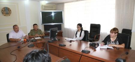 ДЧС Мангистауской области: Будем искать цезий-137 до тех пор, пока не найдем