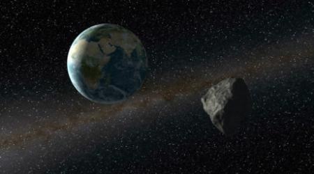 20-метровый астероид приближается к Земле