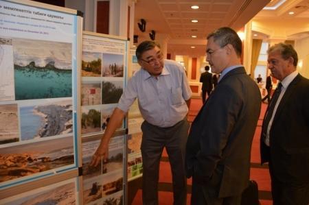 В Актау обсуждают возможности развития туризма в Прикаспийском регионе