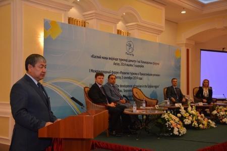 Суиндик Алдашев: Работы по развитию инженерной инфраструктуры курорта Кендерли уже ведутся