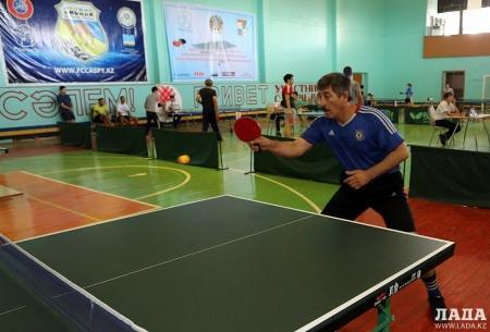 В Актау пройдет открытый городской турнир по настольному теннису
