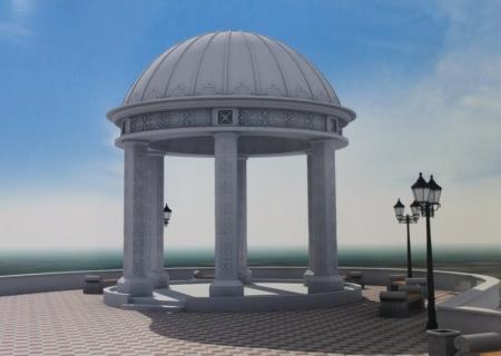 Главный архитектор Актау рассказал о строительстве  набережной в 15 микрорайоне
