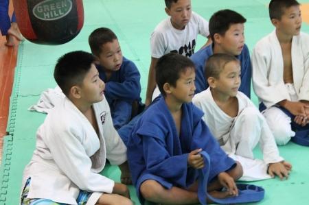 Областной турнир по дзюдо стартовал в Актау