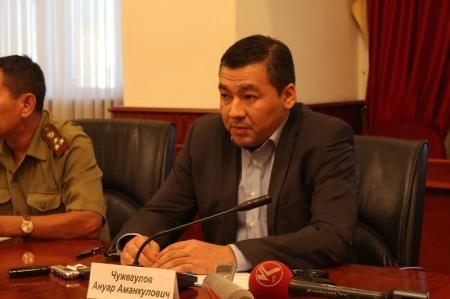 Спецслужбы Мангистау устанавливают обстоятельства пропажи контейнера с цезием-137