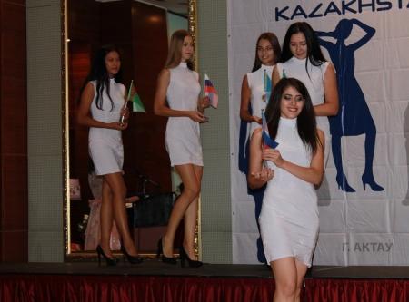 Новый конкурс красоты «Королева Каспия» презентовали в Актау
