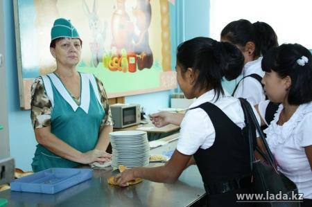Тендер на поставку обедов в актауские школы выиграли 13 компаний-подрядчиков