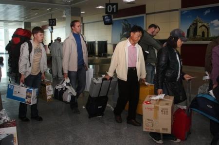Представители аэропорта Актау и авиакомпании «SСAT» рассказали о правилах перевозки багажа