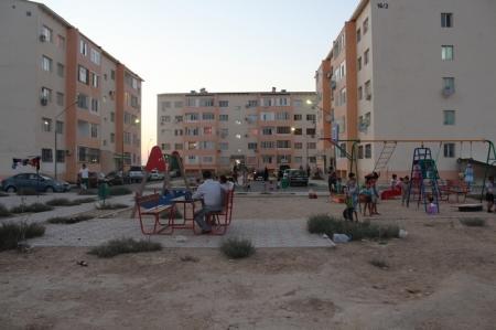 Жители новых домов в 32Б микрорайоне Актау жалуются на отсутствие газа