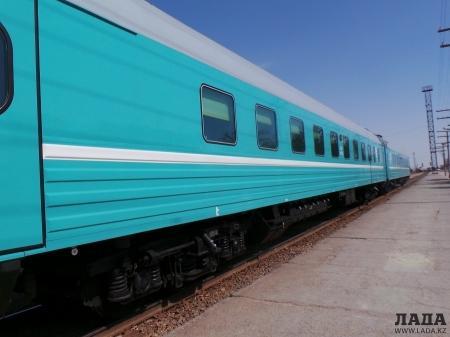 Поезд «Мангышлак-Бейнеу» будет ходить каждый день