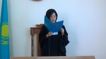 В Актау вынесен приговор в отношении троих фальшивомонетчиков
