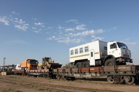 Мангистауские спасатели приняли участие в командно-штабных учениях в Усть-Каменогорске