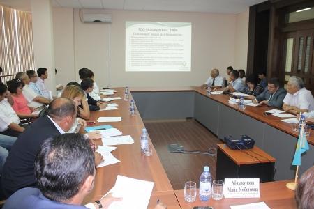Предпринимателям Мангистау представили объекты, которые будут приватизированы