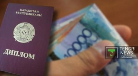 Размер взяток в вузах назвали в Казахстане