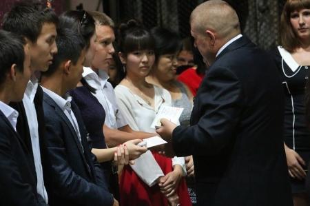 Актауская спортивная школа «Синь-Хо-Мэнь» отметила свое 25-летие