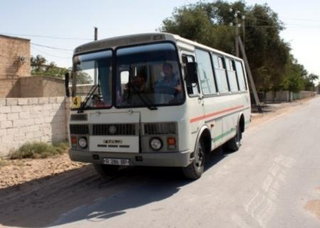 Сырлыбай Айгараков: районные автобусные маршруты ведут предприятие к банкротству