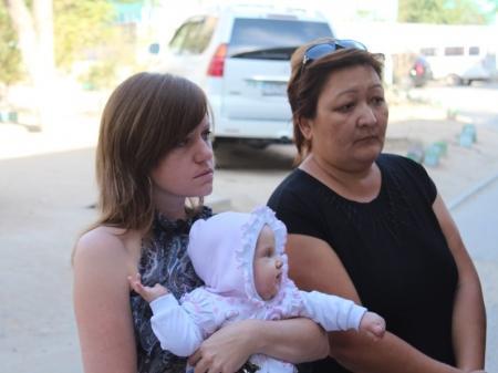 В Актау жильцы трех домов второго микрорайона третьи сутки живут без воды