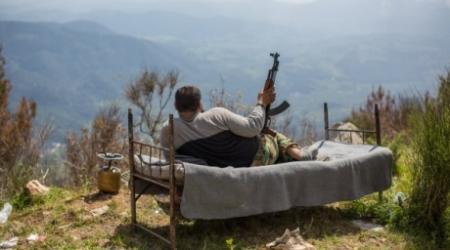 Выезжающих на войну казахстанцев предупредят об уголовной ответственности