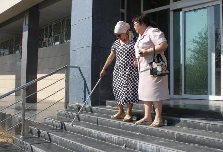 Гульнар Хайрлиева: В Актау людям с ограниченными возможностями будут выплачивать пособия к пяти государственным праздникам