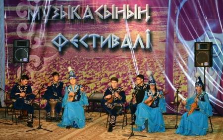 Фестиваль тюркоязычной музыки прошел в Актау