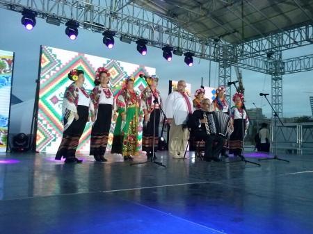 На набережной Актау прошел фестиваль славянской музыки