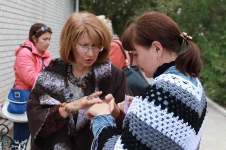 В Актау прошла ярмарка «Праздник мастеров»
