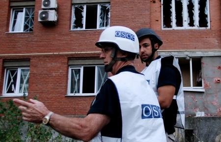 Постпред РФ при ОБСЕ: зону безопасности на востоке Украины разделят на пять секторов