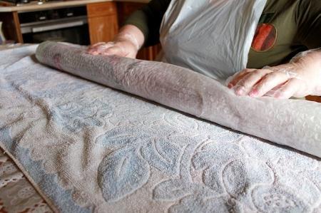 Шерсть и шелк в руках мастера из Актау