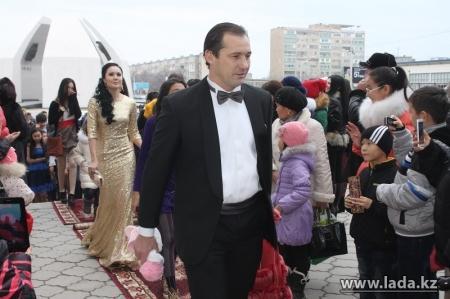Эдуард Табишев: «В Актау появится детская киностудия»