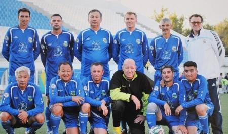 Ветераны актауской команды «Каспий» победили в престижном турнире в Уральске