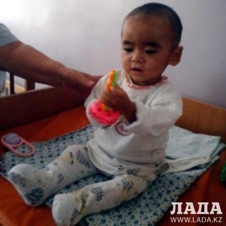 Бекнура Мырзабай перевели в Мангистауский специализированный дом ребенка