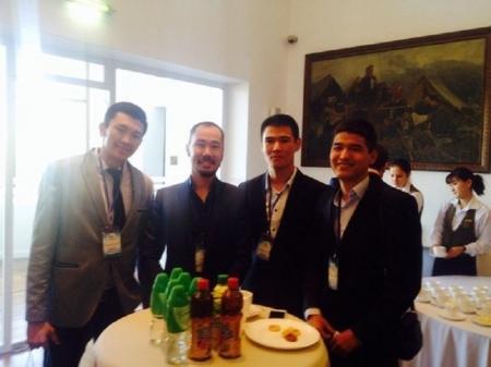 Электронную биржу труда «Работа в Актау» одобрили участники международной конференции «MobiEvent'14»