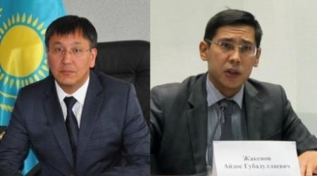 Двое крупных чиновников задержаны в Карагандинской области
