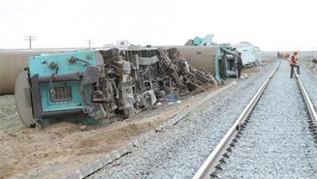 Осуждены виновные в крушении пассажирского поезда «Алматы-Атырау»