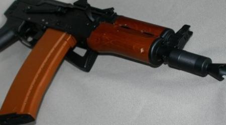 Шашлычник спрятал потерянный полицейским в Шымкенте автомат