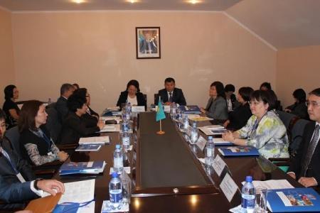 Судьи западного региона Казахстана провели семинар по медиации в Актау