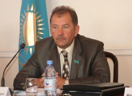 Михаил Бортник избран в Сенат от Мангистауской области