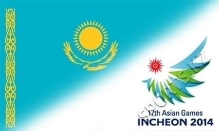 Казахстан — четвертый на Азиаде в Инчхоне