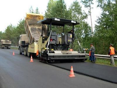 Отремонтированная к приезду Назарбаева дорога продержалась ровно месяц