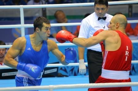 Адильбек Ниязымбетов вышел в финал Азиатских игр в Инчхоне