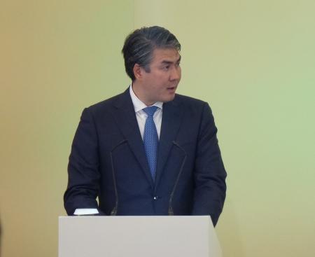 Асет Исекешев: В Мангистау 40 процентов продукции обрабатывающей промышленности дают новые предприятия