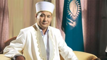 Верховный муфтий поздравил казахстанцев с праздником добра - Курбан айтом