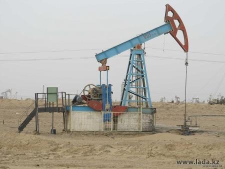 С начала года в Мангистауской области было добыто свыше 12 миллионов тонн нефти