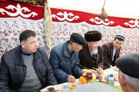 Мусульмане Актау отметили праздник Курбан айт