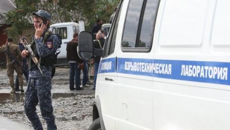 Взрыв прогремел в центре Грозного
