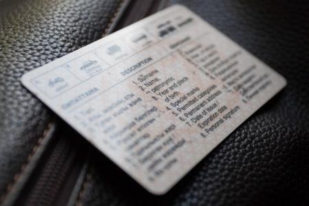 Новые водительские права начнут выдавать в конце года