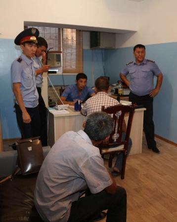 Девяносто нетрезвых граждан задержаны за три праздничных дня в Актау