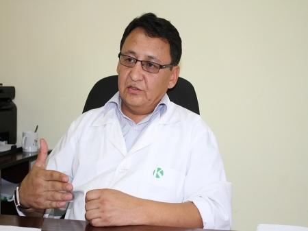Нурлан Муханов: В конце октября в онкодиспансере заработает аппарат лучевой терапии