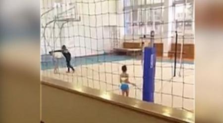 Избитая тренером девочка заняла призовое место на соревнованиях по гимнастике в Алматы