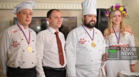 Казахстанцы стали лучшими на конкурсе русской кухни в Москве